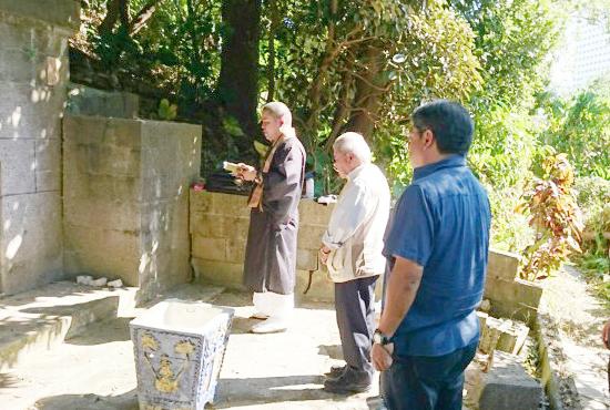 墓石の解体撤去・石材の処分
