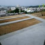 🙇うるま市田場の園 通路完成⤴