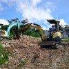 🙇みくにの嘉数の丘工事開始❤