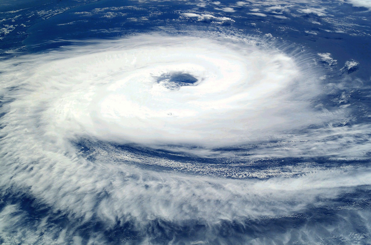 台風6号接近・恵みの雨が到来