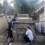 お墓の引越し「改葬」の打ち合わせ風景