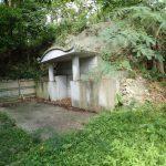 行政の担当部署からお墓の移設の調査業務風景