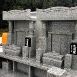大濱家・松茂良家のお墓無事に完成お引き渡し