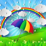 今日は傘の日です。