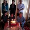 お友達の誕生日でした