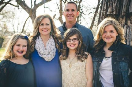 天国の奇跡家族写真