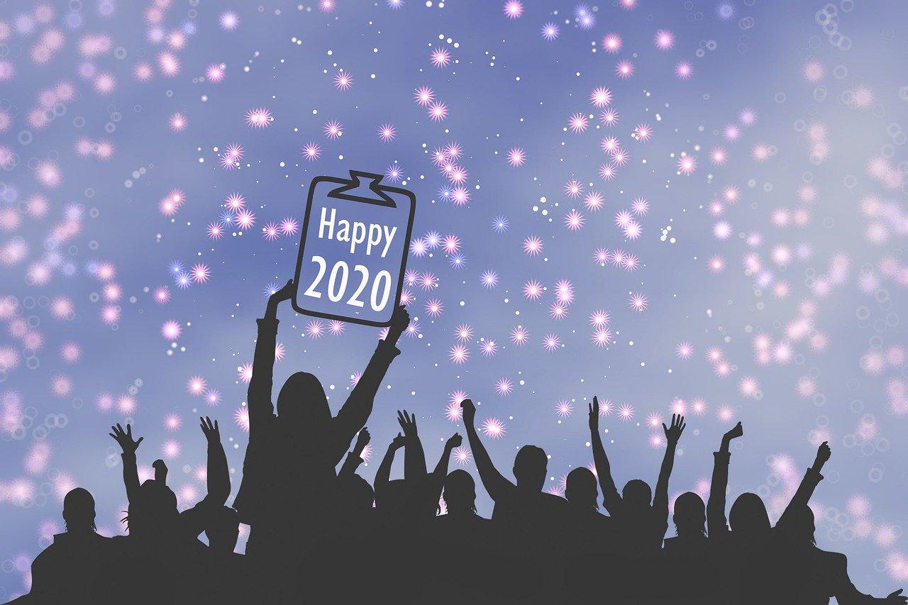 2020年の新年明けましておめでとうございます。