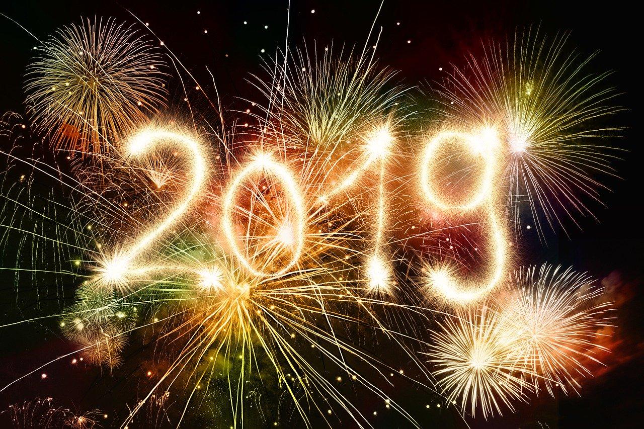 心のビタミン「2019年・感謝の年を数えてみると?」