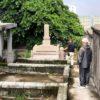 お墓の調査風景と改葬時の大切なポイント