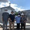 糸数家のお墓の永代供養の風景のひとコマ