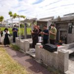 仲地家様のお墓の改葬(引っ越し)+納骨式の風景・前篇