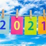 2021年の新年明けましておめでとうございます!