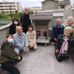 渡慶次様のお墓の完成祝い+納骨式の風景!