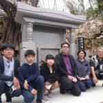 栄野川家様のお墓の改葬+納骨式の風景!